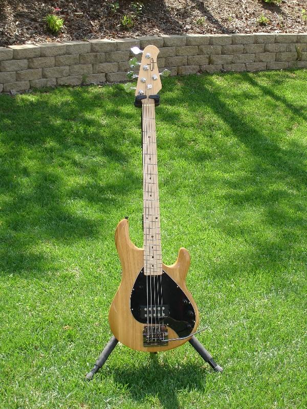 5 string olp bass. Black Bedroom Furniture Sets. Home Design Ideas